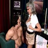 Mature Women : Real Kacee Harley - athletic For gazoo-fucking pornography