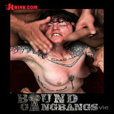 Group Sex Videos : Bound Gangbangs: Kink Wardrobe Stylist Fulfills her Fantasy Of Being Physically Overpowered & Fucked In every hole