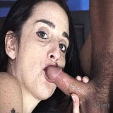 Hot MILF : Real Gorgeous MILF receives Sprayed With Hot ball batter , enjoy!