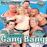 Hot Blonde : My Favorite Teenage Gang team fuck 3