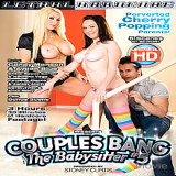 Cum Swallow : Couples bang The Babysitter 5