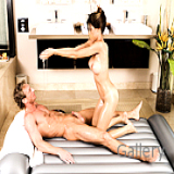 Asian Pussy : Tough Times - Ryan McClane & Heather Vahn