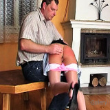 Spanking Videos : Thrashing the Maid xxx