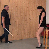 Spanking Videos : Brutal castigation in natures garb