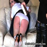 Spanking Videos : Caned to Climax Disobedient Brat 2