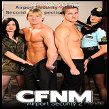 CFNM Videos : CFNM Airport Security 2 for real