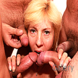 Granny Pussy : Erotic We Wanna Gangbang Your Grandma #04 - Hanela