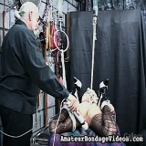Bondage Sex : Erotic Emis Tit torture Session