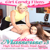 Hot Blonde : Hottest lesbo Masseuse 3: High School Rivals Meet Again