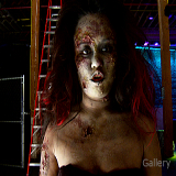 Hardcore Fuck : Free Behind the scenes of zombie themed adult film