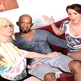 Mature Women : Hawt Tina Dove and Jordan Kingsley