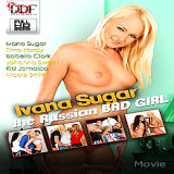 Hot Blonde : Ivana Sugar: The Russian Bad hotty