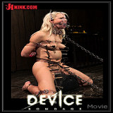 Hot Blonde : Hottest Device servitude: hot golden-haired Anikka Albrights first bondage Shoot Ever pornography